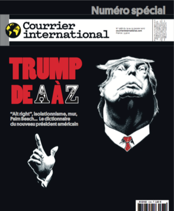 Courrier International n°1368 |