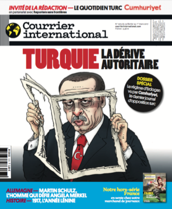 Courrier International n°1373 |