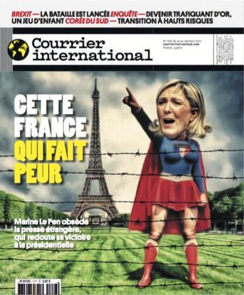 Courrier International n°1377 |
