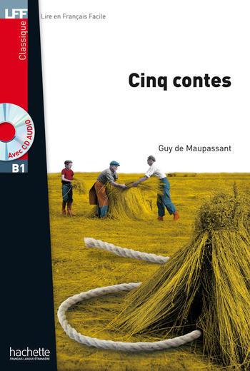Cinq contes | Guy de Maupassant