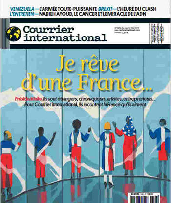 Courrier International n°1383  