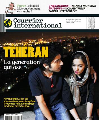 Courrier International n°1385 |