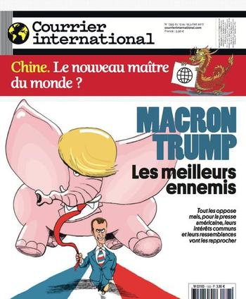Courrier International n°1393 |