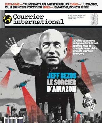 Courrier International n°1394 |