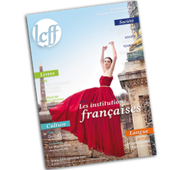Lcff – Le magazine des francophiles francophones n° 40 |