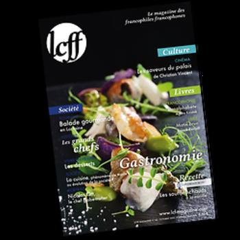 Lcff – Le magazine des francophiles francophones n° 44 |