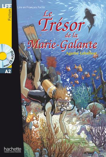 Le Trésor de la Marie-Galante | Agathe Leballeur