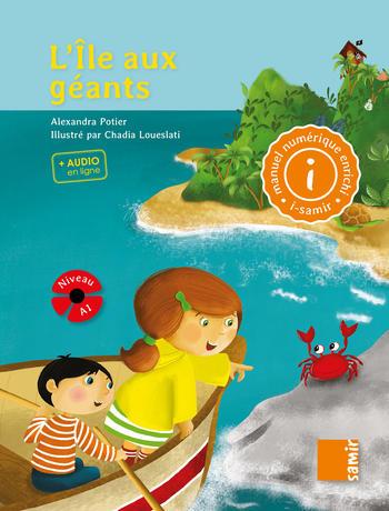 L'Île aux géants | Potier, Alexandra