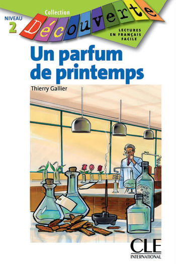 Un parfum de printemps | Gallier, Thierry