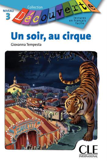 Un soir, au cirque | Tempesta-Renaud, Giovanna
