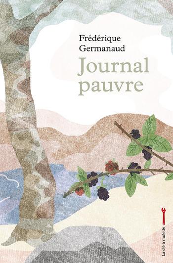 Journal pauvre | Germanaud, Frédérique