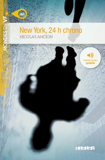 New York, 24 h chrono | Ancion, Nicolas